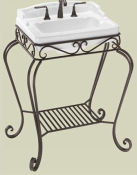 St. Thomas Creations 5123.082.01 Neo - Venetian Petite Lavatory - White