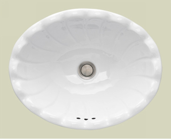 St. Thomas Creations 1006.000.06 Verna Countertop Lavatory Sink - Balsa (Pictured in White)