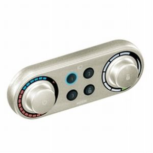 Moen TS3495BN ioDigital Roman Tub Controller - Brushed Nickel