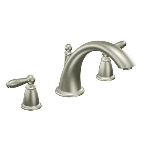 Moen T933bn Brantford Two Handle Roman Tub Faucet Trim