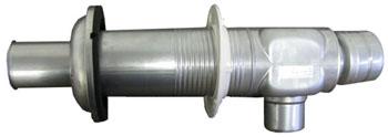 Takagi TK-KPCT43-3 - 3x4 DV Termination (Adjustable)