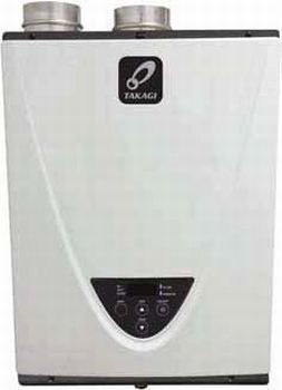Takagi T-H3-DV-NG Indoor Tankless Water Heater 199,000 BTU Natural Gas