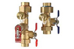 Tankless Water Heater Isolation Valves
