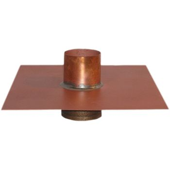 Thunderbird Products Of2nh 2 Quot Copper Overflow Drain