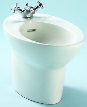 Toto BT904A-01 Pacifica Residential Bidet - Cotton White