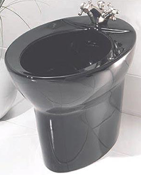 Toto BT904A-51 Pacifica Residential Bidet - Ebony