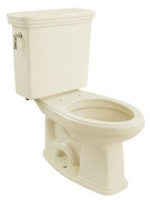 Toto CST424EF-12 Promenade High Efficiency Residential Close Coupled Toilet 1.28 GPF - Sedona Beige