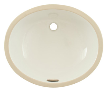 Toto LT569-12 Commercial Undercounter Lavatory - Sedona Beige (Pictured in Bone)