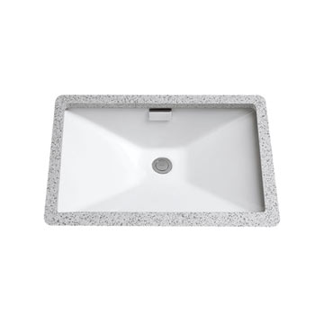 Toto LT931-01 Lloyd Undercounter Lavatory Sink - Cotton White