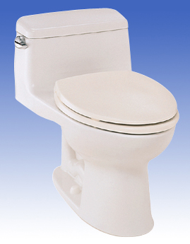 Toto MS864114-12 Supreme Suite One Piece Toilet - Sedona Beige