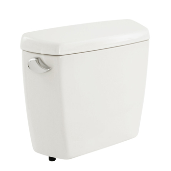 Toto ST706-01 Carusoe Toilet Tank Only - Cotton White