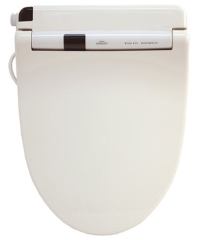 Toto SW554-12 Washlet S300 Elongated Front Toilet Seat - Sedona Beige