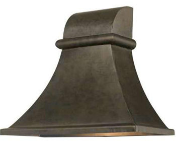 World Imports 61318-06 Dark Sky Revere 1 Light Outdoor ADA Wall Sconce -  Brass