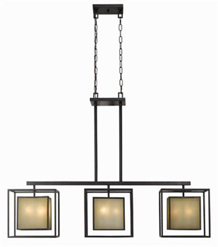 World Imports WI-4173-55 Hilden Collection Traditional / Classic Nine Light Chandelier - Warm Mahogany