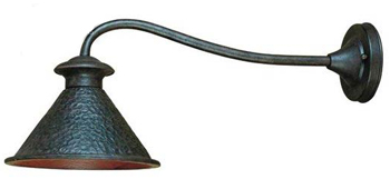 World Imports WI-9003-89 Dark Sky Transitional Outdoor Wall Sconce - Bronze