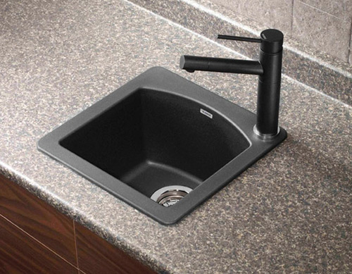 Kitchen Sink Types Undermount Farmhouse Apron Drop In