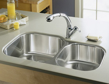 How to choose a kitchen sink stainless steel undermount drop in kohler kitchen sinks workwithnaturefo