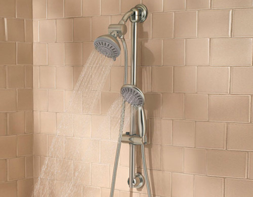 Building your luxury shower thermostatic shower valves for Body spray shower systems