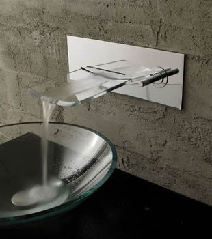 Bathroom Faucet From Wall wall mounted faucets