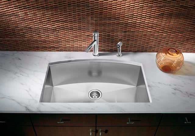 Charmant Blanco Stainless Steel Kitchen Sinks