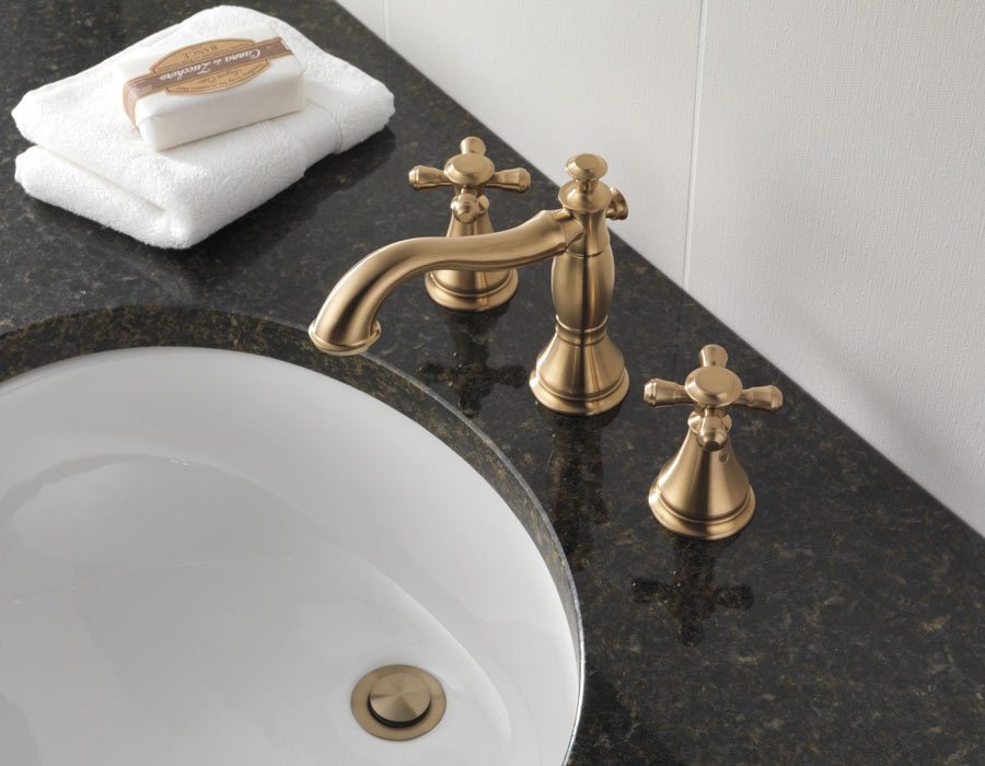 delta cassidy bath collection rh faucetdepot com delta cassidy bathroom faucet venetian bronze Delta Cassidy Line