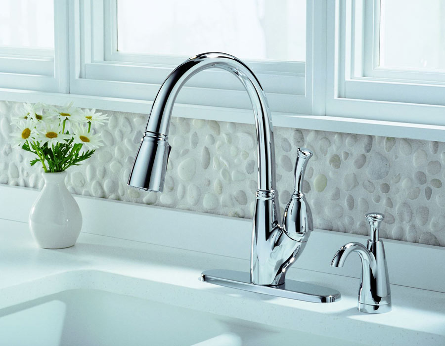 Elegant Delta Kitchen Faucets