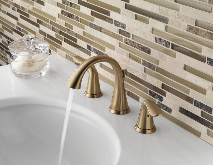 lahara roman tub faucet. Delta Lahara Lavatory Widespread Bath Collection
