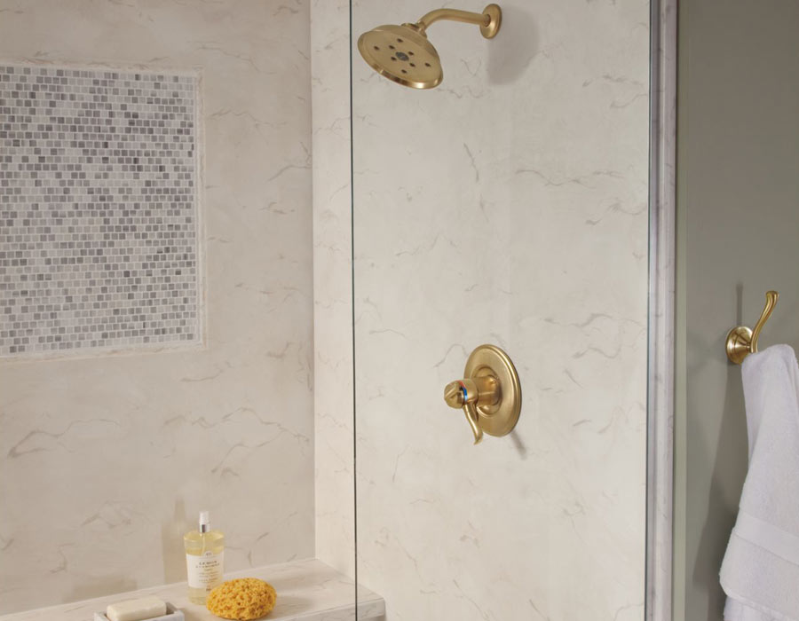 Delta Linden Bath Collection - Delta linden bathroom faucet for bathroom decor ideas