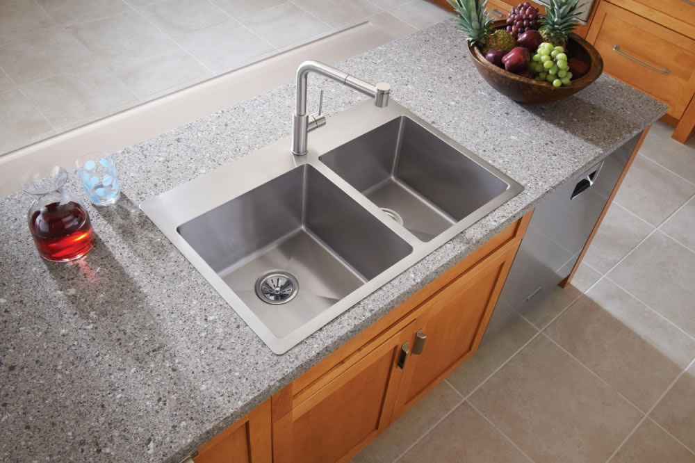 Elkay Drop In Kitchen Sinks