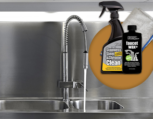 Flitz Stainless Steel U0026 Chrome Cleaner