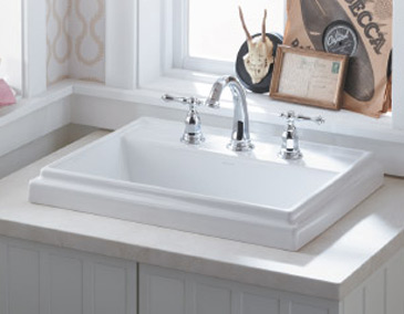 How to choose a bathroom sink bathroom sink types and for Bathroom sink trends