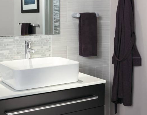 Bathroom Sinks Moen align bath collection