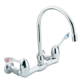 Commercial Sink Faucets Wall Mount : Buying Guide for Restaurant Sinks, Faucets, and Plumbing