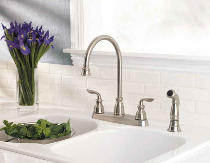 types handle of two faucet faucets kitchen blog