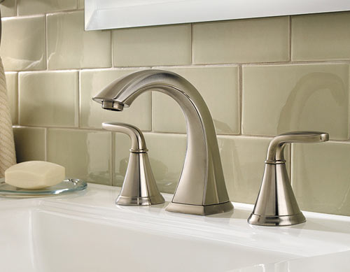 Pfister Widespread Bathroom Faucets