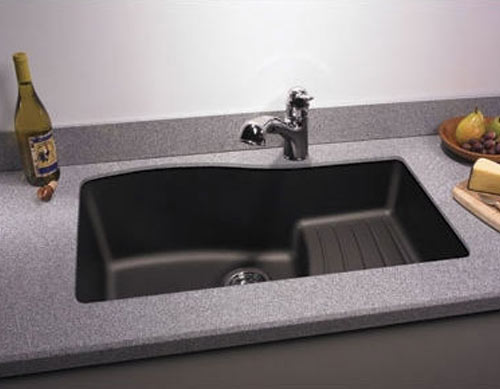 swanstone kitchen sinks undermount - Frank Kitchen Sink