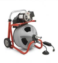 Ridgid K-400 (24853) Drain Cleaning Drum Machine