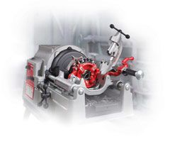 Ridgid Threading Machines