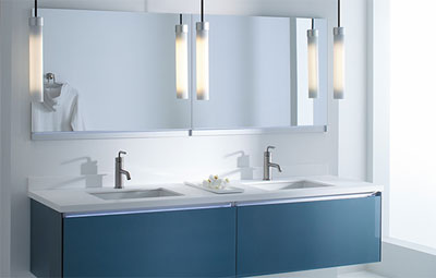 storage solutions creating cabinets vanities mirrors lighting