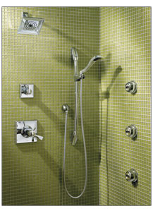 Shower Systems Hansgrohe Shower Systems Grohe Custom