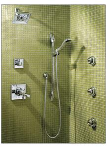 delta shower system delta