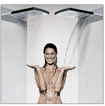 Hansgrohe Shower System, Hansgrohe
