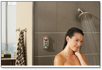 Moen Shower System