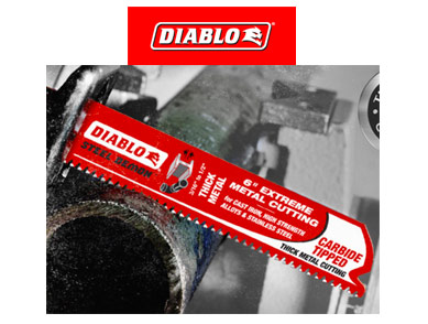Diablo Tools and Carbide Blades
