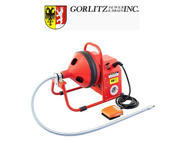 Gorlitz Drain Cleaning Machines