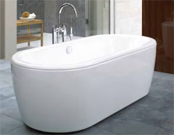 Nexus Freestanding Cast-Iron Bathtubs